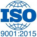 Qualité produits ISO 9001 : 2015